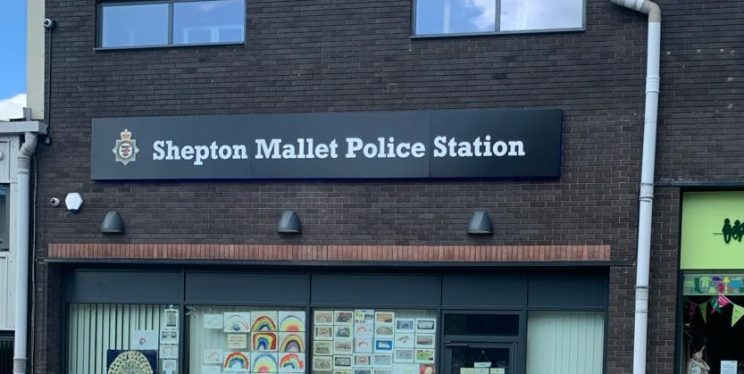 Shepton Mallet Police Station