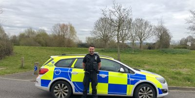 Joel, Special Constable Avon and Somerset Police