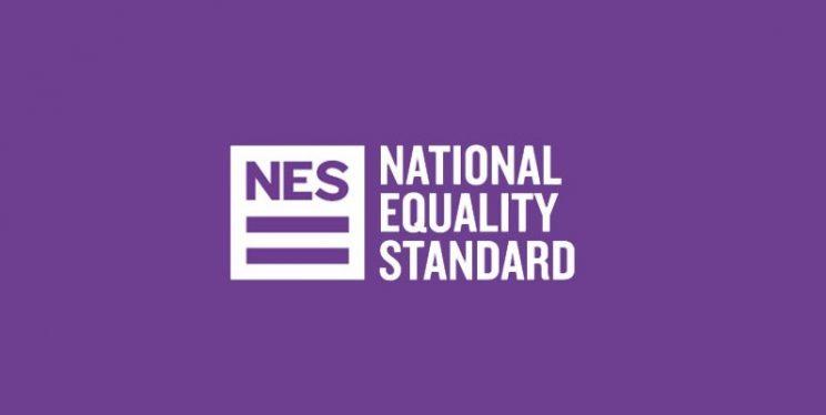 National Equality Standard logo