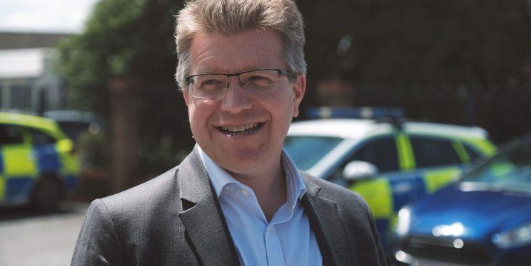 Deputy PCC John Smith
