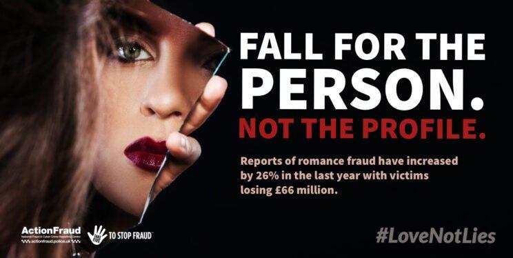 Romance fraud